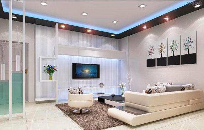 اصل نورپردازى در خانه