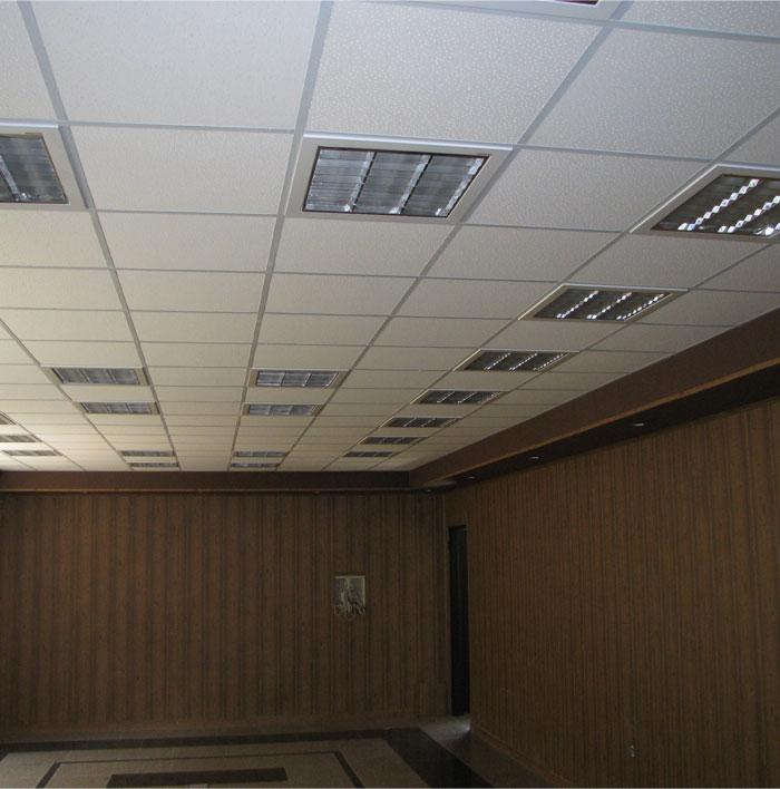 سقف های کاذب گچی
