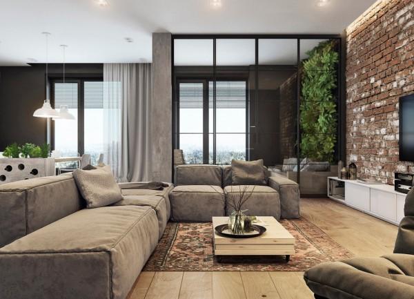 چند راه برای داشتن آپارتمان دلباز