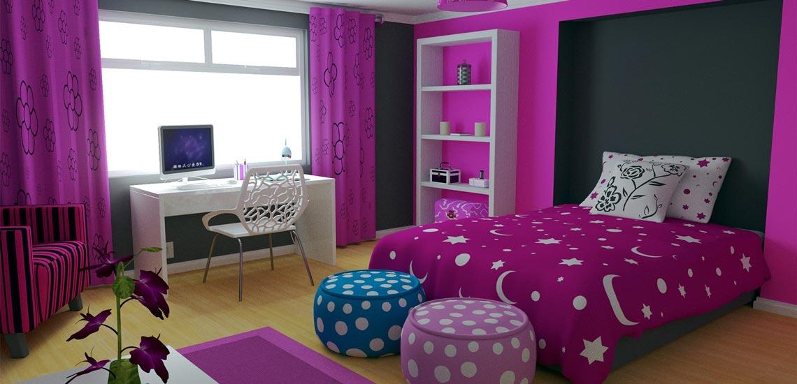 24 ایده اتاق خواب