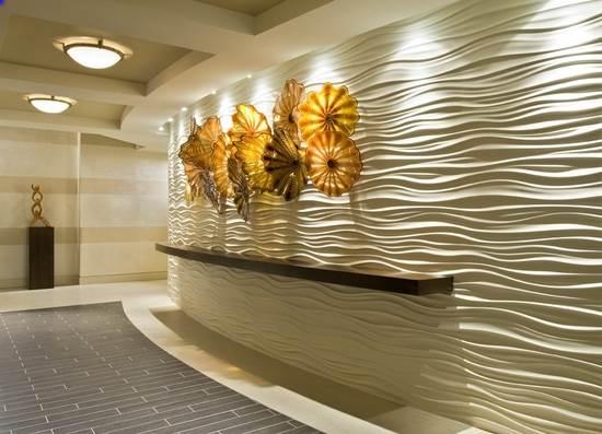 دكوراسیون و فضاهای عمومی آپارتمان