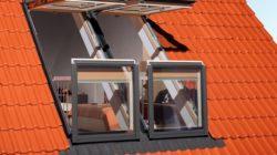 تبدیل چهار چوب پنجره به بالکن