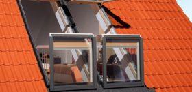 تبدیل چهار چوب پنجره به بالکن Bloomframeگونه ای نو آوری در چهارچوب پنجره می باشد که می تواند به بالکن تبدیل شود (تبدیل چهار چوب پنجره به بالکن) . بالکن متحرک Bloomframe ، محیط زندگی انعطاف پذیری را برای استفاده کنندگان فراهم می کند . با گشودن این پنجره می توان قدم به فضای بیرون […]