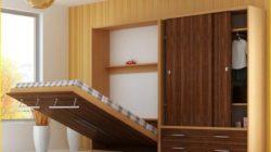 چگونه فضای اتاق خواب را بزرگتر نشان دهیم