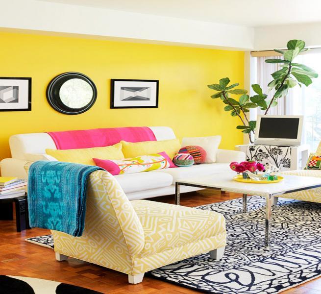 برای زیباتر كردن دكوراسیون منزل از چه رنگهایی استفاده كنیم؟برای زیباتر كردن دكوراسیون منزل از چه رنگهایی استفاده كنیم؟