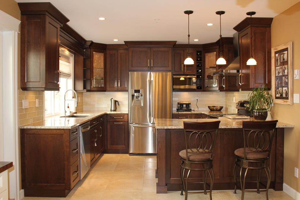 آشپزخانه ميتواند فضاي فراموش نشدني باشد