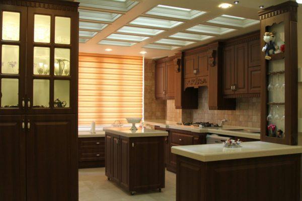 طراحی و اجرای کابینت آشپزخانه،کابینت اشپزخانه مدل جدید