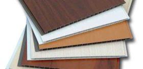 پانل های پی وی سی در طرح ها و رنگ های مختلف برای پوشش سقف کاذب و دیوار کاذب مورد استفاده قرار می گیرد که علاوه بر زیبایی که به فضا می دهد نوعی عایق نیز می باشد.