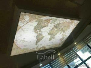 سقف کاذب فضانما،سقف کاذب ارزان قیمت