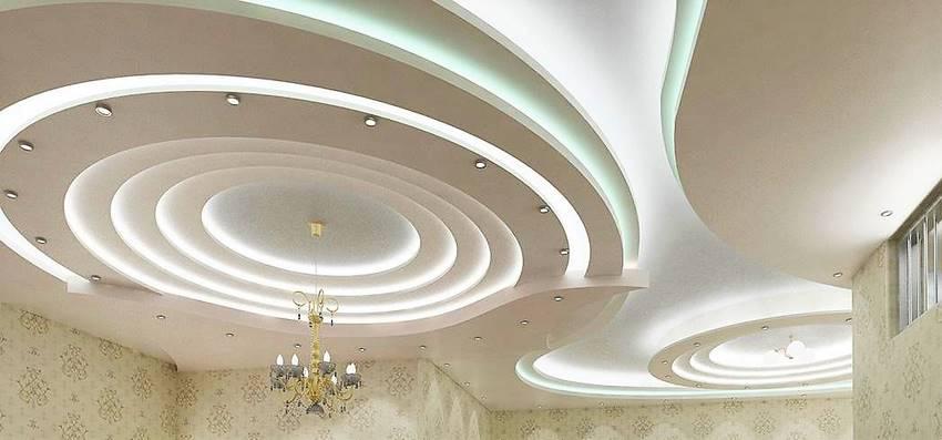 سقف کاذب با رابیتس