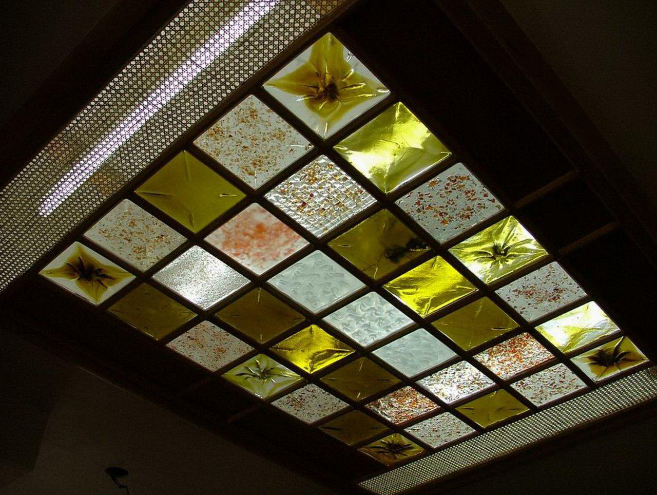 سقف کاذب آشپز خانه