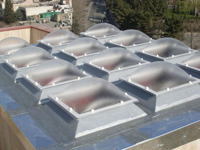 سقف کاذب حبابی